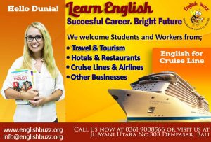 Learn English at English Buzz