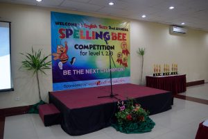 English Buzz Commences 2nd Spelling Bee Contest for 2016