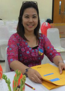 Miss Naomi Teacher