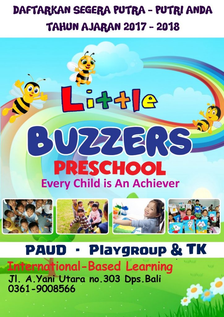 Our New Baby Little Buzzers Preschool