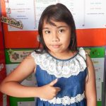 Naura murid english buzz