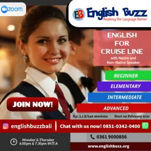 Cruiseline-General-English-Program