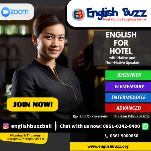 Hotel-General-English-Program