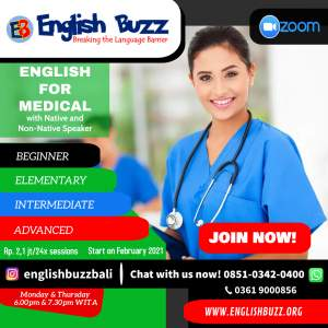 Medical-Personnel-General-English-Program